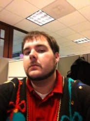 Daniel Macal's Mustache