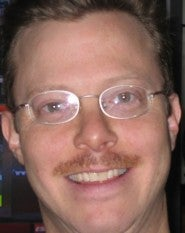 Mike Silver's Mustache
