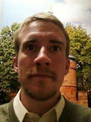 Matthew Raymer's Mustache