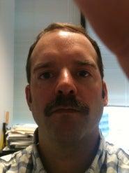 Jon Fanti's Mustache