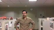 Matthew Giunta's Mustache