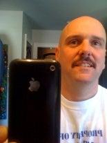 Scott Lindsley's Mustache