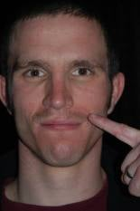 Stuart Newberry's Mustache