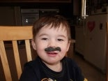 Greg Babinsack's Mustache 2010