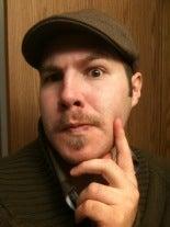 Jacob Hallenbeck's Mustache