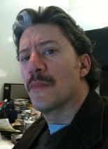 Kevin Harrington's Mustache