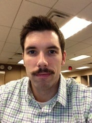 Brandon Zabinski's Mustache