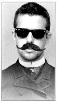 Wil Seely-Kirk's Mustache