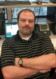 Michael Tomich's Mustache