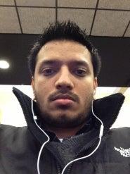 Raj Asokkumar's Mustache