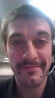 Ray Brooks's Mustache