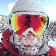 Ben Nobel's Mustache
