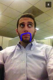 Sean T. Stokes's Mustache