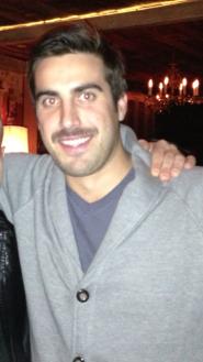 Brendan Dunn's Mustache