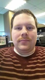 Dan Powell's Mustache