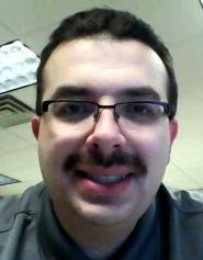 Michael Massaro's Mustache