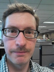 Nate Zuzack's Mustache