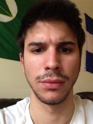 Chris Tobin's Mustache