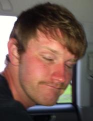 Christopher Furyk's Mustache