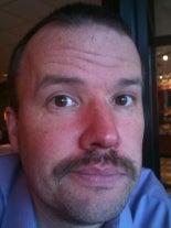 Mark Gaither's Mustache 2010