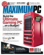 MaximumPC's Giving Page