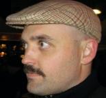 Alex Estrovitz Mustache 2010