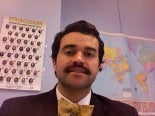 Matthew Urban's Mustache