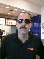 Marcel Bucsescu's Mustache