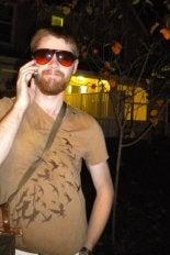 Justin Clune's Mustache 2010