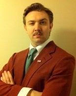 Alex Bluhm's Mustache: