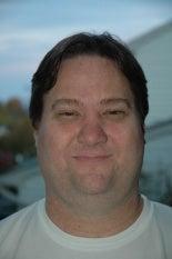 Mark Simmons's Mustache