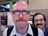 Jason Weiner's Mustache