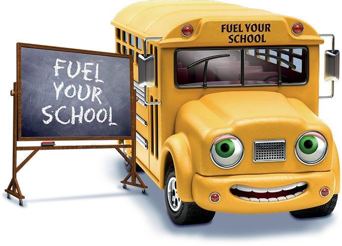 FuelYourSchool Logo