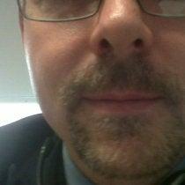 Joseph Gover's Mustache