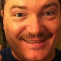 Roger Squires' Mustache
