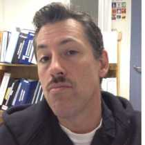 Steve Oakes' Mustache