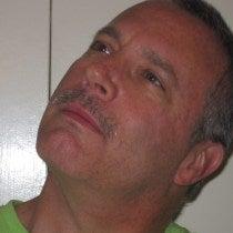 Stuart White's Mustache