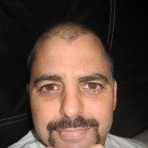 Jason Gans's Mustache