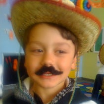 Eddy Sapiro's Mustache