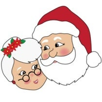 Santa Claus's Celebrations Giving Page