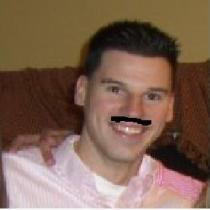 James Rossi's Mustache 2013