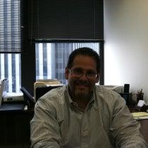 Eric Rivera's Mustache