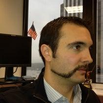 Ryan Wenzel's Mustache
