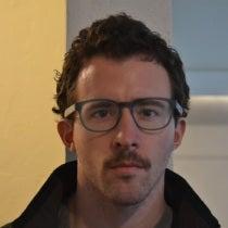 Stephen Burns's Mustache