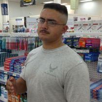 Shawn Havens's Mustache