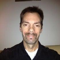 Matt Martinez's Mustache