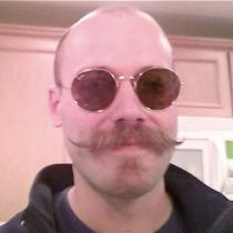 Marshall Chapman's Mustache