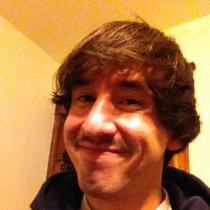 Nathan Biggs's Mustache