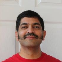 Aamir Rasheed's Mustache
