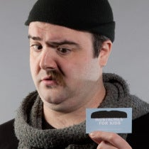 GoGoPedro's Mustache 2012!